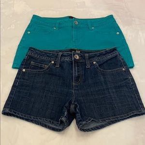 2 pairs on a.n.a shorts